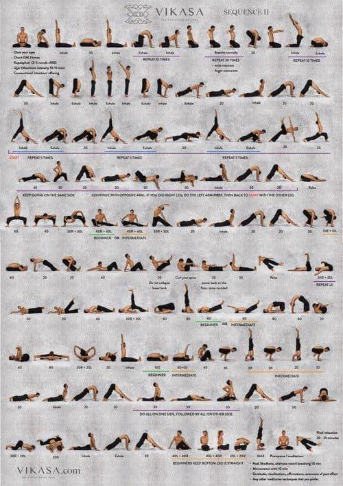 Learn Vikasa Yoga Online 6
