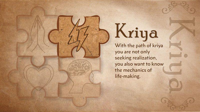 Kriyas