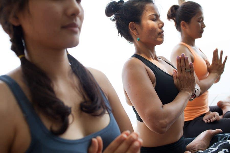 Foundation Yoga Teacher Training 60