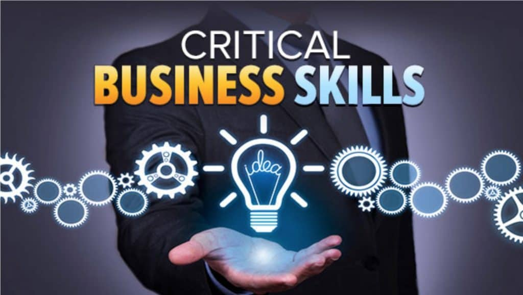 critical business skills