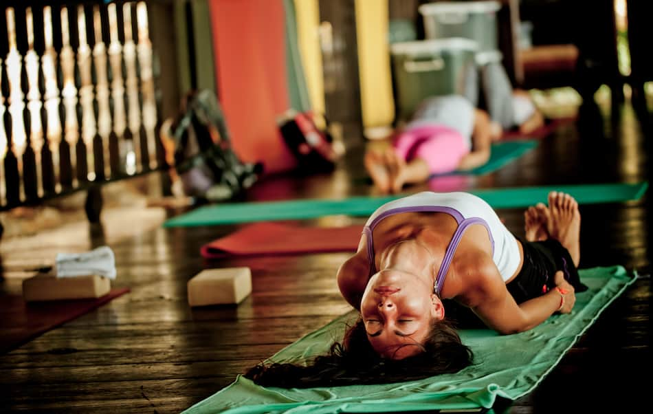 Core Strength: How Yoga Shapes our Willpower 3