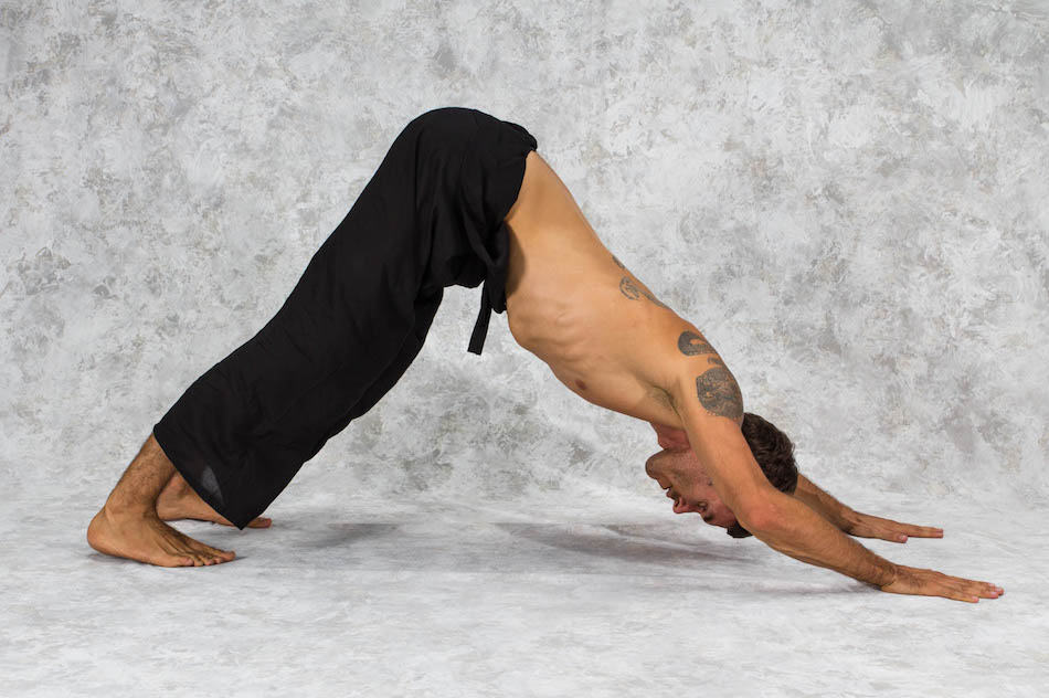 How To Do Downward Facing Dog 3