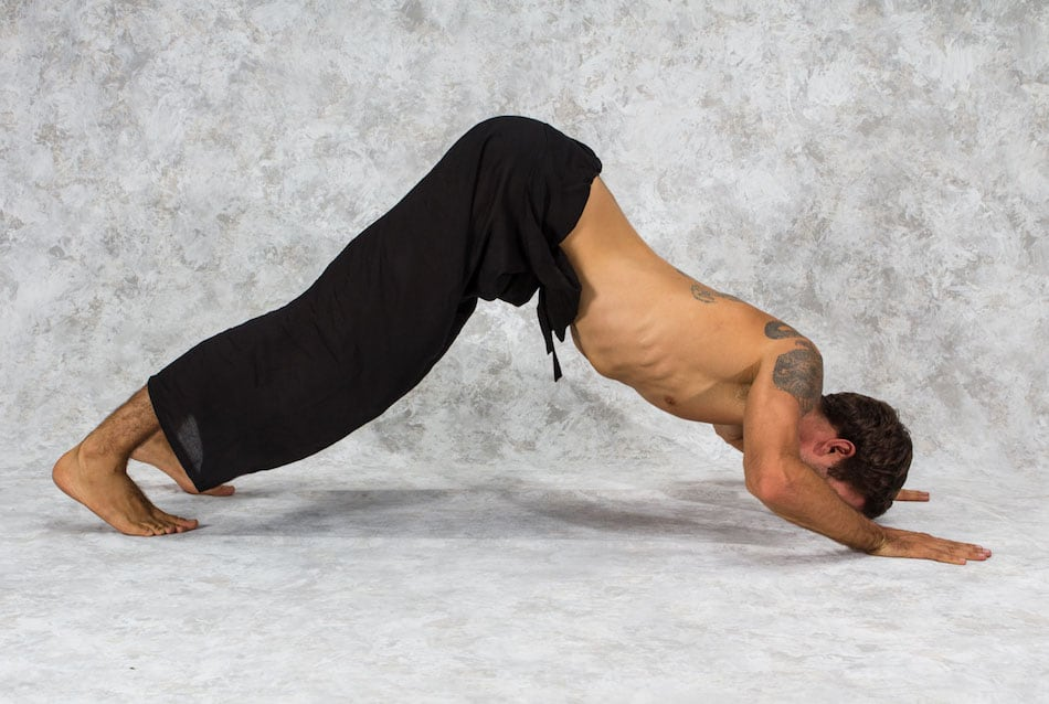 How To Do Downward Facing Dog 2