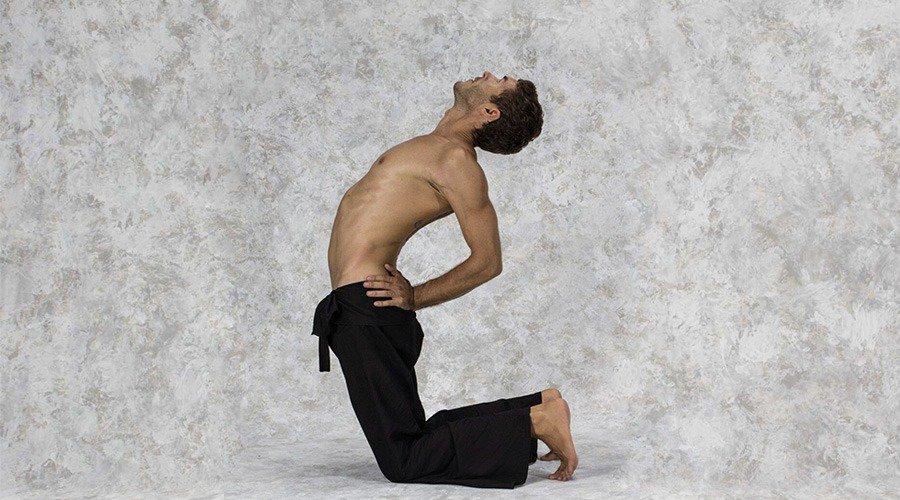 How To Do Camel Pose - Vikasa