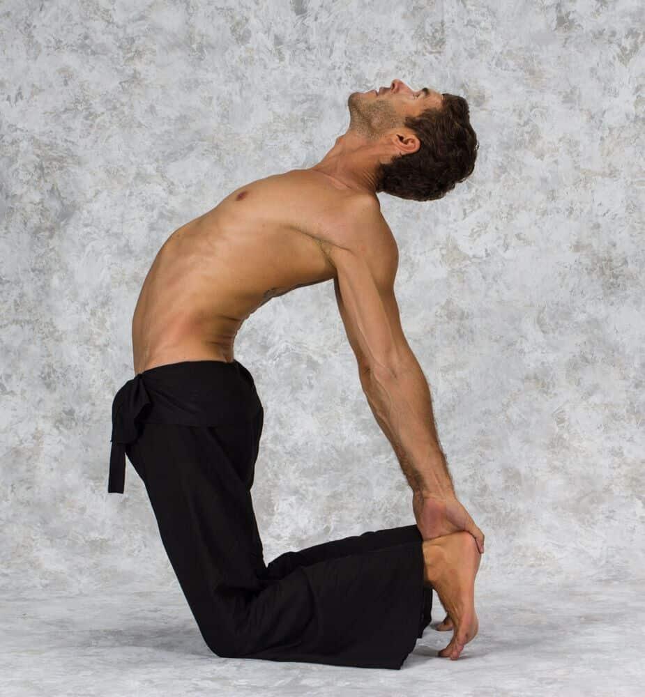 How To Do Camel Pose 3