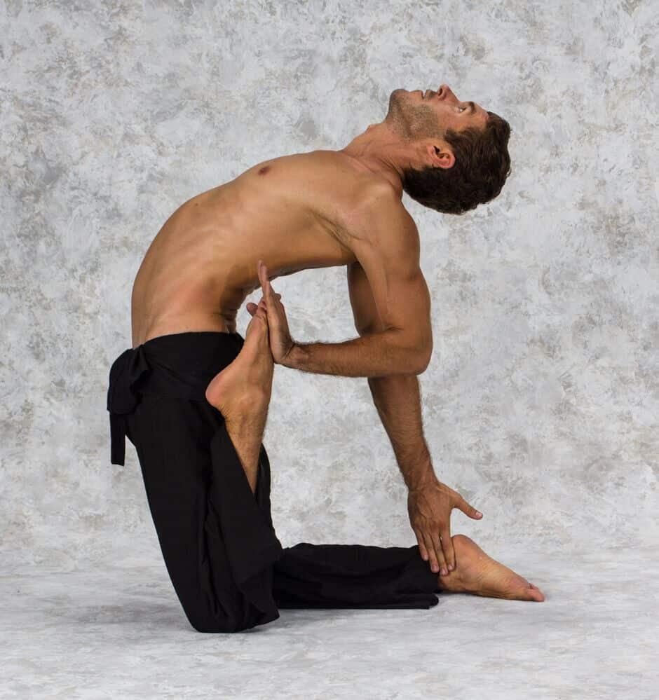 How To Do Camel Pose 5