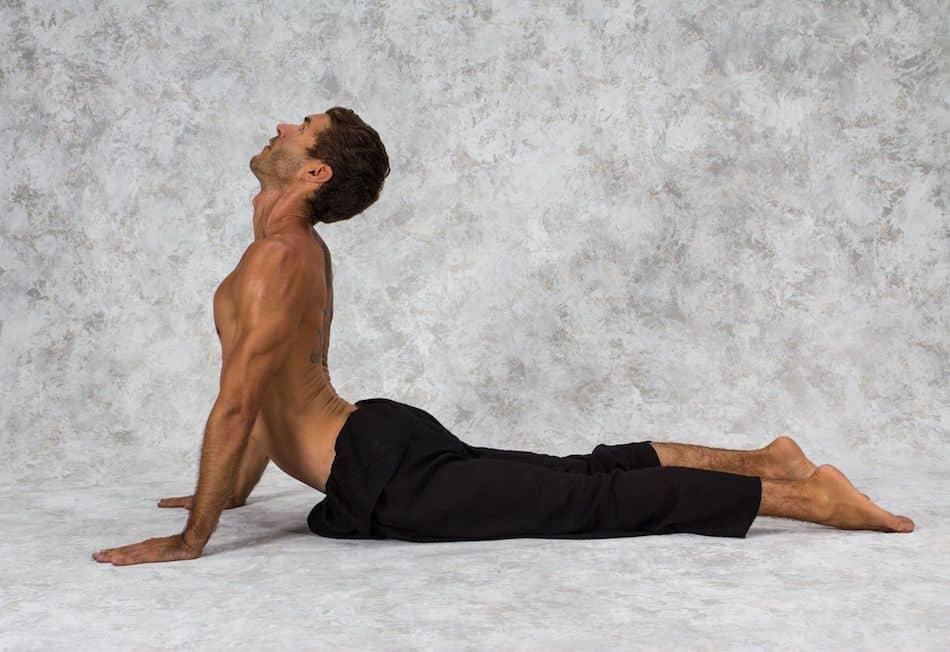 How To Do Cobra Pose 1