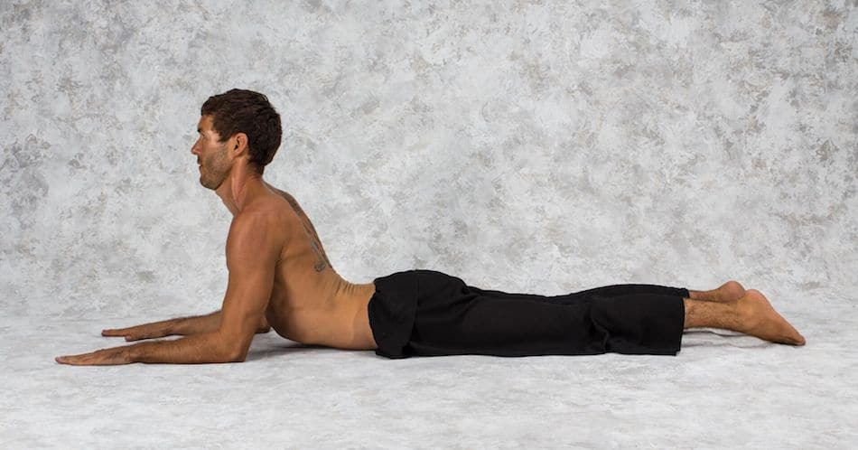 How To Do Cobra Pose 3