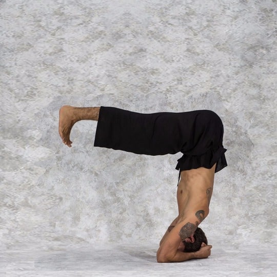 How to do Headstand 4