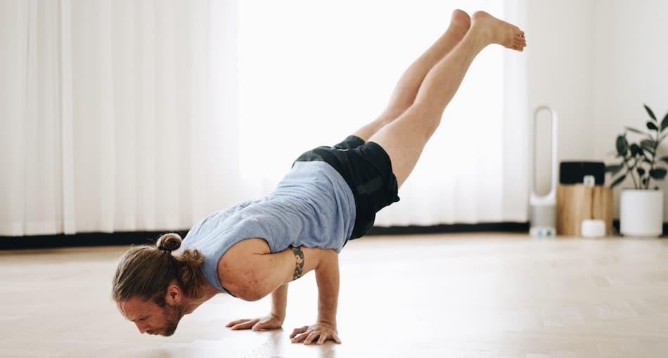 Ashtanga Yoga Retreat Header