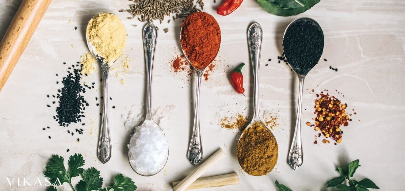 Five Healthy Spices You Want to Start Using Now 1