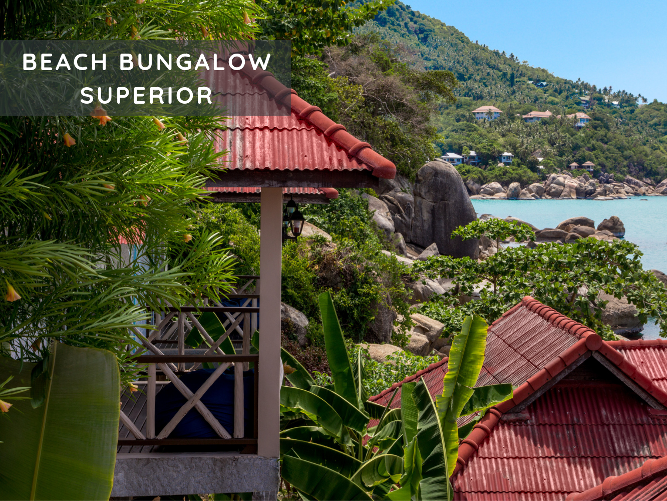 Beach Bungalow Superior