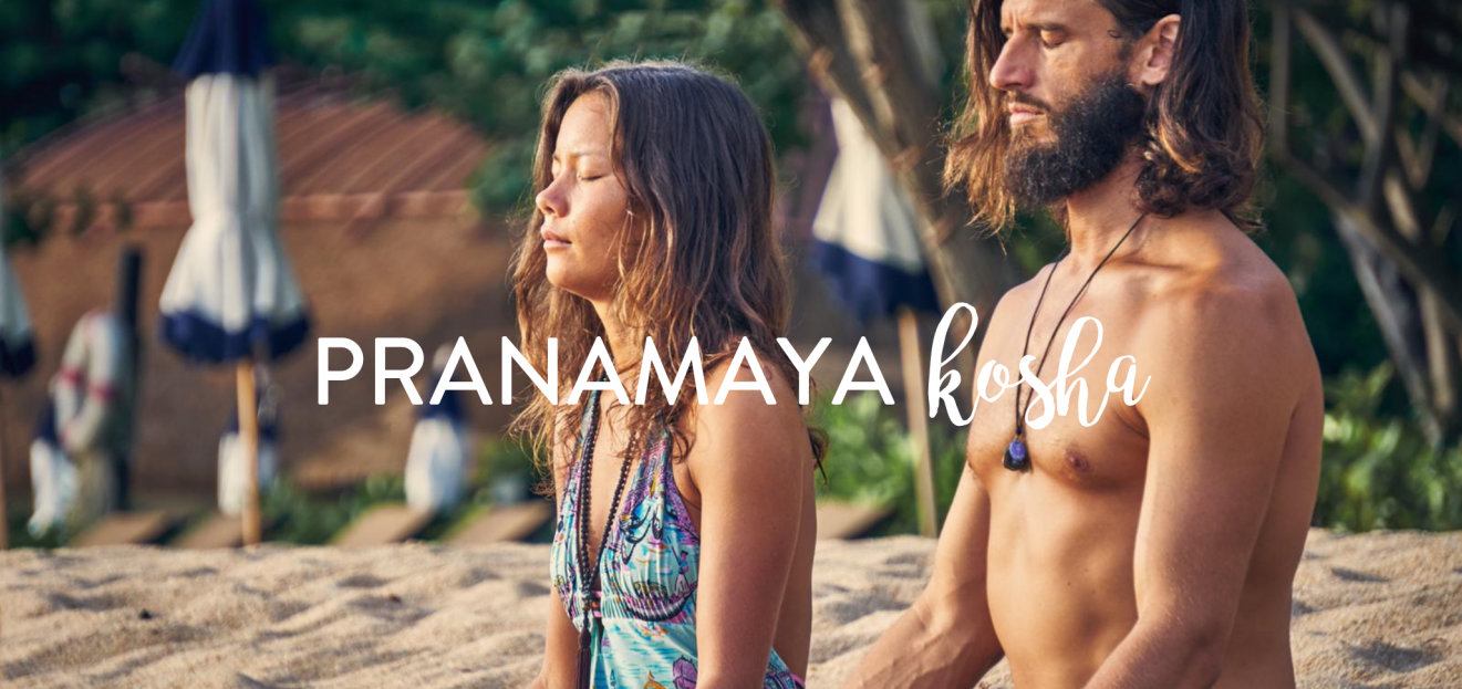 The Space Between: Pranamaya Kosha 7