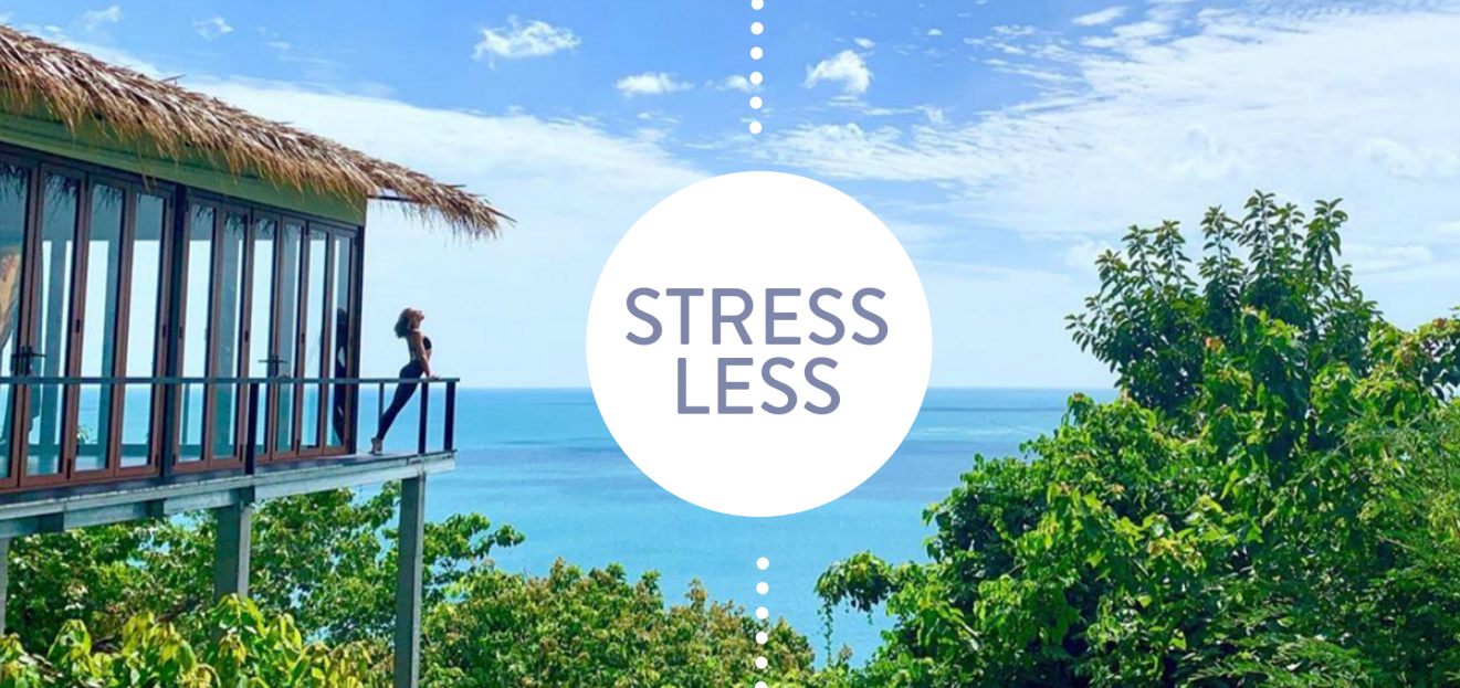 Stress Less: 5 Easy Ways to Reduce Stress on a Daily Basis 1