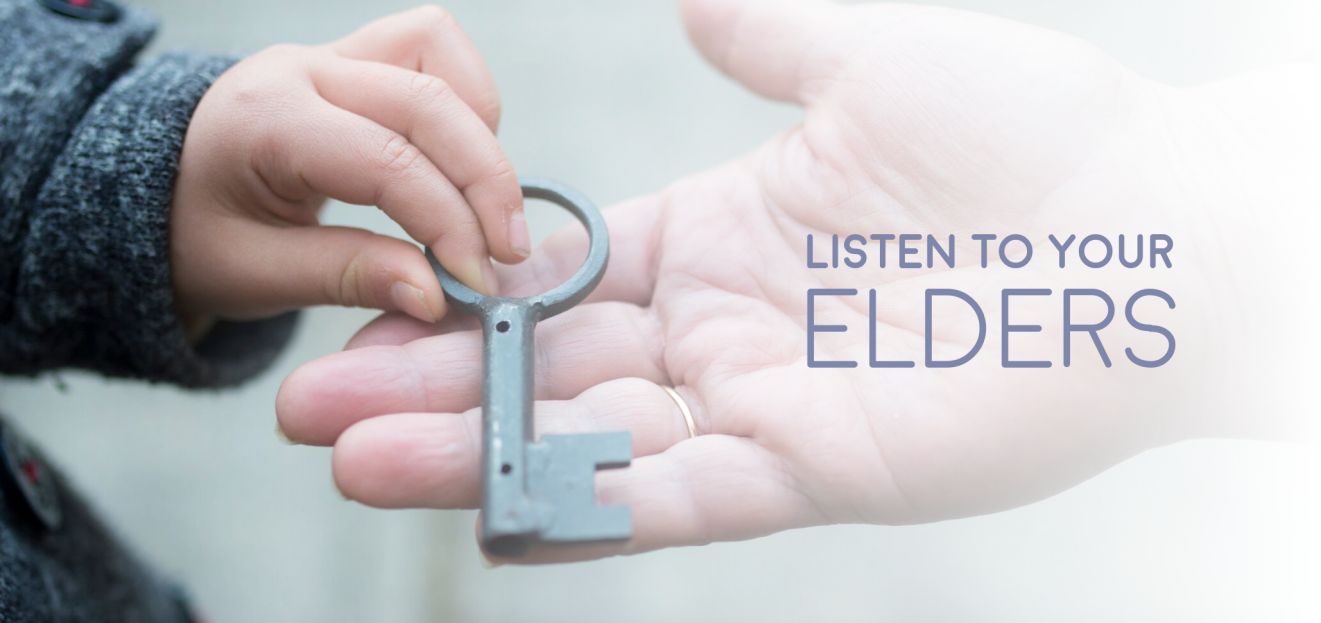 Crossing the Generation Gap: How Hearing the Stories of Your Elders Can Help You Live a Fuller Life 1