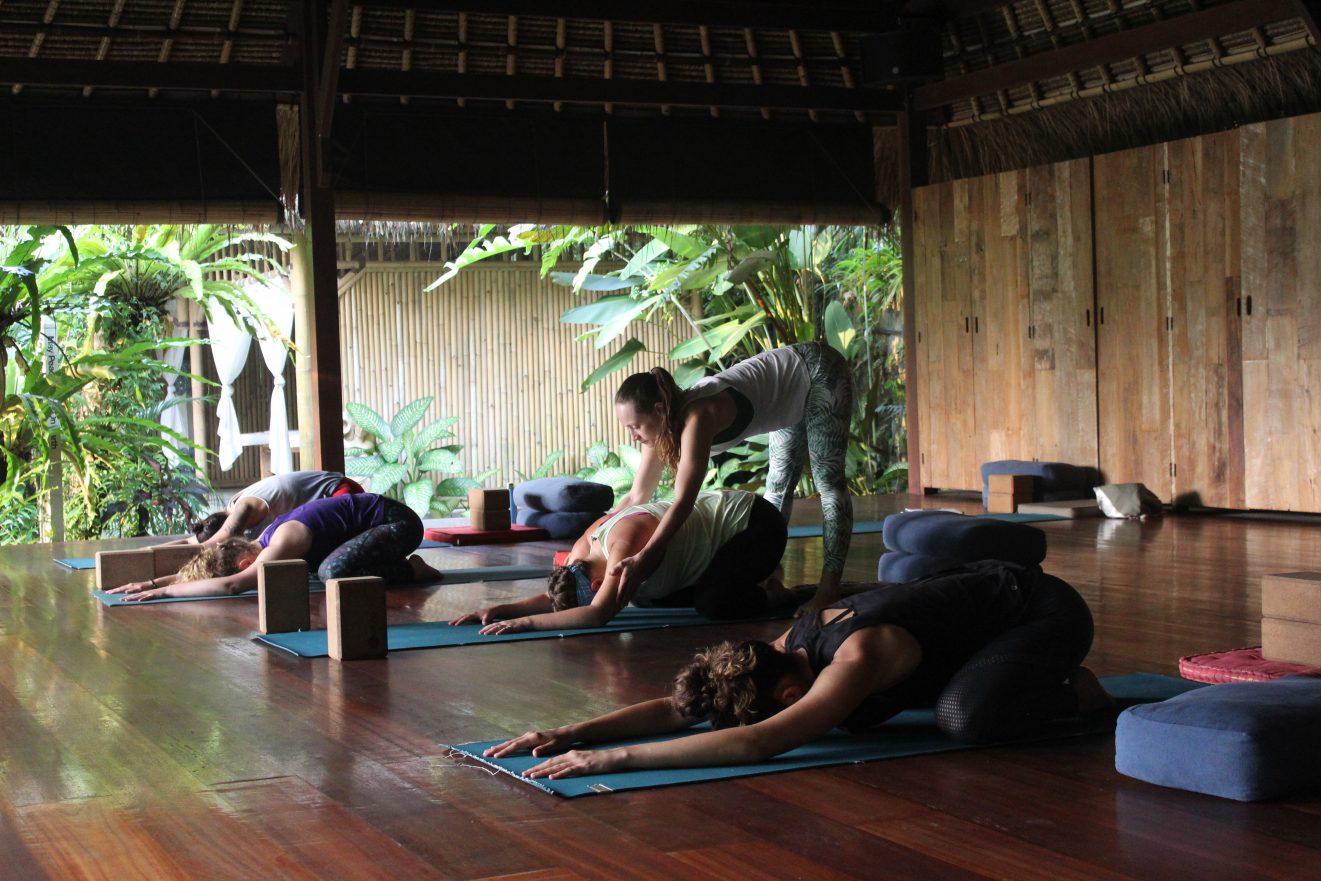 200 Hour Unified Yoga Teacher Training 1